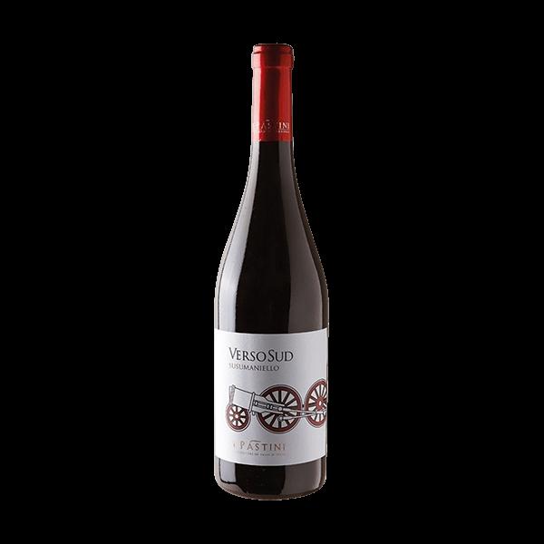 Verso Sud Susumaniello von I Pastinia ist ein einfach guter Wein.