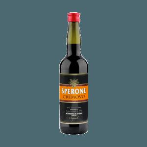 Cremovo Marsala fine 15%, Sperone