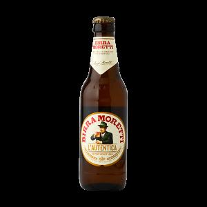 Bier, Moretti