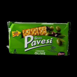 Cracker Mediterraneo Olive