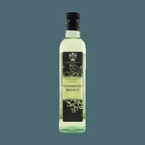Condimento Balsamico Bianco, Carandini