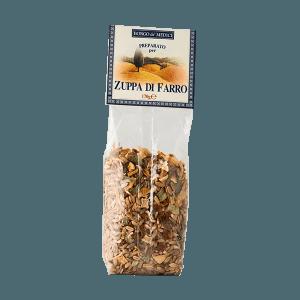 Zuppa Toscana con Farro, Nuova Terra