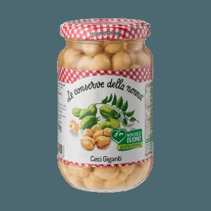Fagioli Bohnen Ceci, Nonna