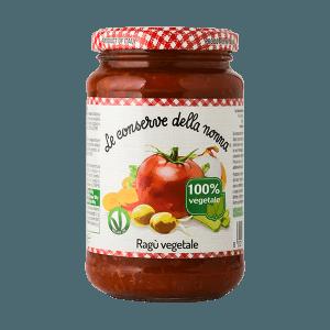 Sugo Ragu vegetale, Conserve della Nonna
