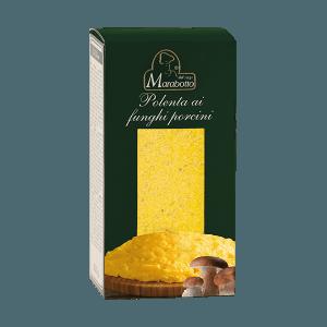 Polenta Precotta Funghi Porcini, Marabotto