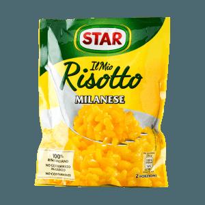 "Risotto mit Safran ""Risotto Milanese"", Star"