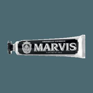 Zahnpaste Marvis Lakritzgeschmack, Amarelli