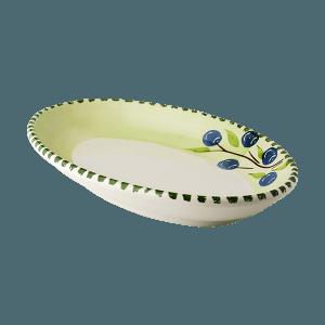 Schale oval 36 cm