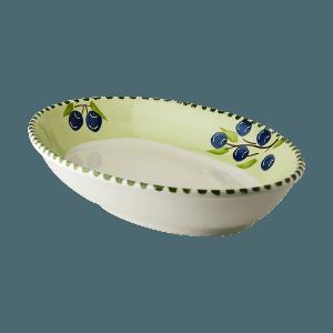 Schale oval 40 cm