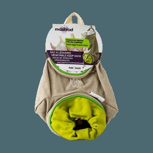 Aufbewahrungsbeutel für Knoblauch, Mastrad