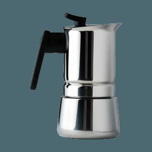 Caffetteria stahl 4 Tassen, Pedrini